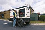 Terex T70, T90, T120 Super Quiet Generators