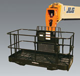JLG telehandler attachment
