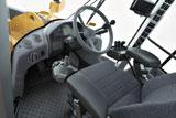 Ergonomic cab controls
