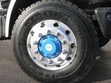 Poclain Addi-Drive Front Assist for heavy trucks