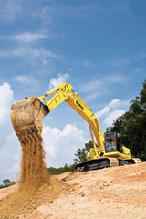 Kobelco SK350LC Acera Mark 8 excavator