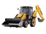 JCB 3CX backhoe loader