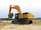 Hyundai R800LC-7A Excavator