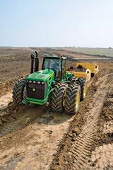 John Deere 9030 Series Scraper Tractors