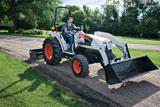 Bobcat Compact Tractors ct120 ct450