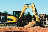 Caterpillar D-Series Mini Hydraulic Excavators 308D