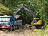 Volvo Short-Swing Excavators ECR145CL ECR235CL