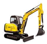 Wacker Neuson Compact Track Excavators 8003