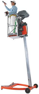 JLG FS80 LiftPod aerial work platform