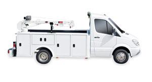 EDSC10 mechanics truck body