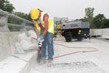 Chicago Pneumatic concrete breaking tools