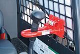 Equipment Lock Co. E-Series Skid Steer Lock