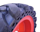 Radmeister flatproof skid steer tires