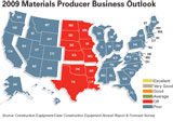 Material producer business outlook