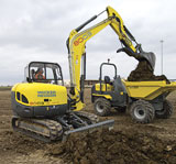 Wacker Neuson 8003 Mini Excavator