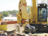 Allied-Gator MTR 40 Multi-Tool Excavator Attachment