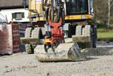 Wimmer Oilmaxx Tiltator Excavator Attachment