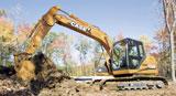 Case CX130B Crawler Excavator