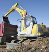 Gehl 1202 Crawler Excavator