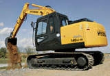 Hyundai R140LC-7A Crawler Excavator