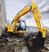 JCB JZ 140 Crawler Excavator