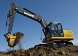 John Deere 160D Crawler Excavator