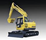 Komatsu PC138USLC-8 Crawler Excavator