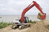 LBX Link-Belt X2 Crawler Excavator