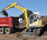 Mustang ME12002 Crawler Excavator