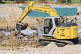 New Holland E135B Crawler Excavator
