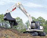 Terex TXC 180LC-2 Crawler Excavator