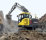 Volvo ECR145C L Crawler Excavator