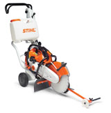 Stihl QuickCut cart for cut off saws