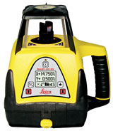 Leica Geosystems Rugby series grade lasers