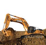 Case CX800B excavator