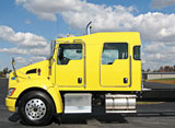 Kenworth crew cab conversion by Bentz Transport Products