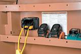 Knaack PowerCrew power supply