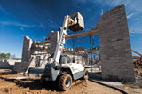 Terex TH19-55 telehandler