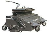 Paladin Sweepster CS High-Dump Sweepers