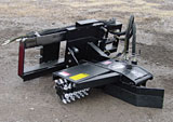 Coneqtec/Universal skid steer attachment