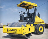 Bomag BW145-40 Series vibratory rollers