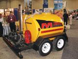 Mauldin MT-600 hot-tack sprayer