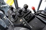 John Deere Grade Pro control armrest (right side)