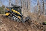 New Holland C175 Compact Track Loader