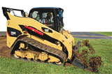 Caterpillar 299C Compact Track Loader
