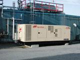 Doosan Infracore NHP 1500 air compressor