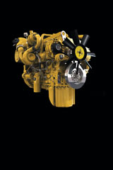 Caterpillar C7.1 ACERT diesel engine