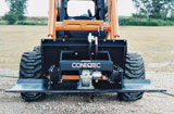 Coneqtec/Universal DC8000 Compaction Plate Attachment