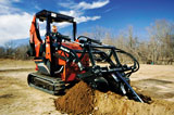 Ditch Witch Trencher Attachment