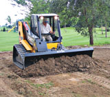 Paladin Bradco ATP Dozer Blade Attachment